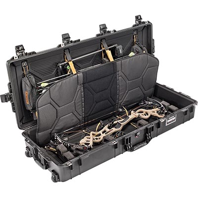 pelican 1745bow air hunting archery case
