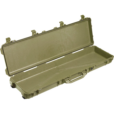 pelican 1750 green rifle case