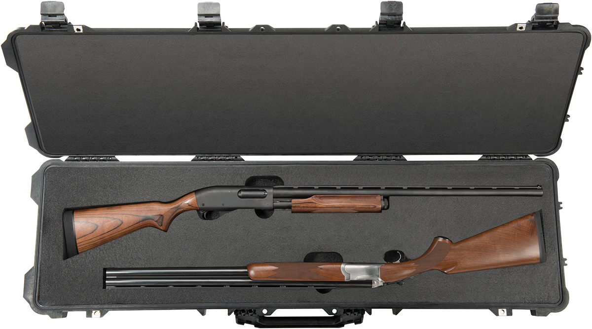 pelican 1750 hard shotgun shot gun case