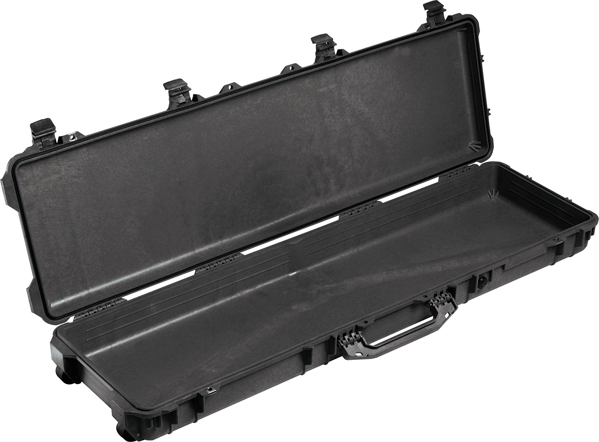 pelican 1750 1750nf waterproof rifle hard case