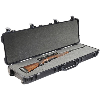 pelican 1750 hunting rifle gun outdoor hard case