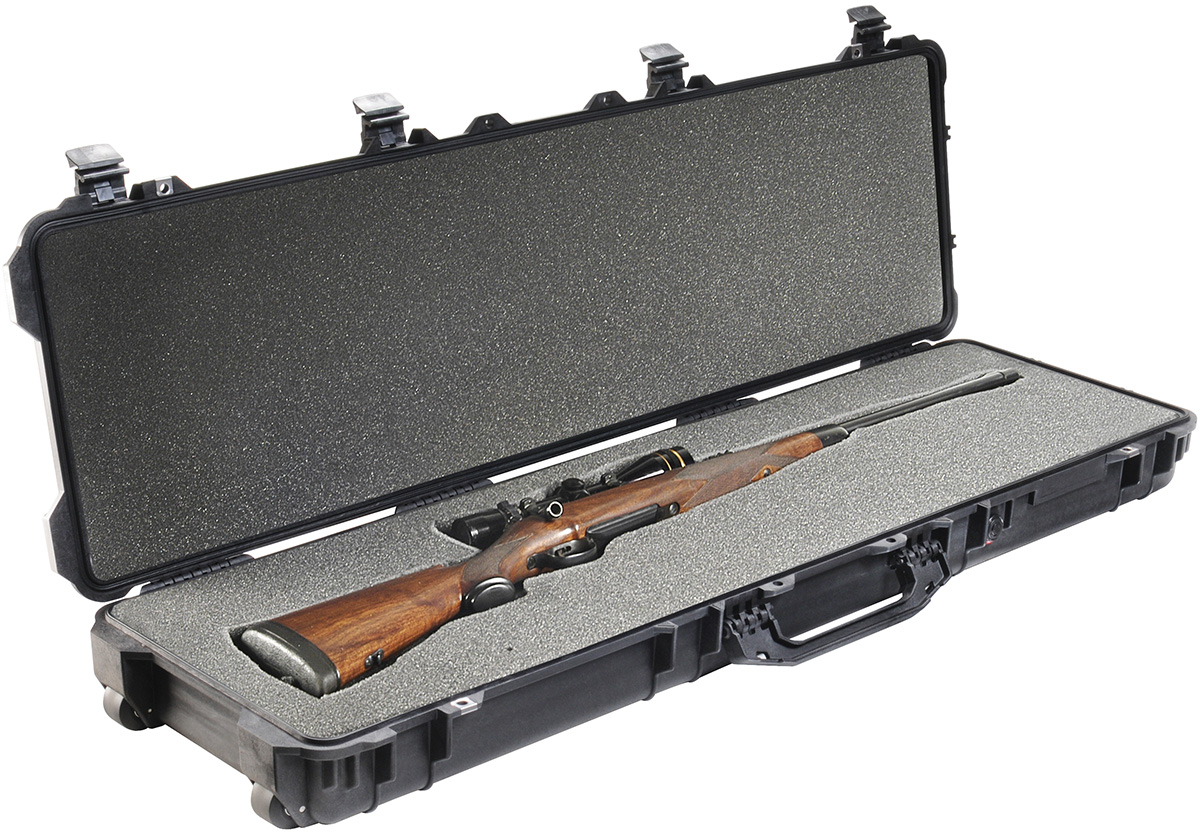 pelican hunting rifle gun outdoor hard case