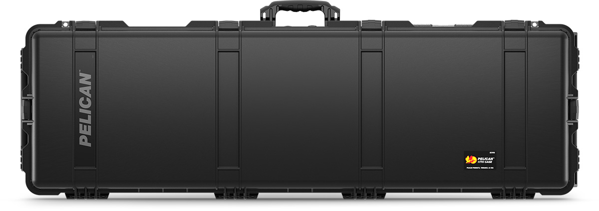 pelican 1770 rolling military rifle case