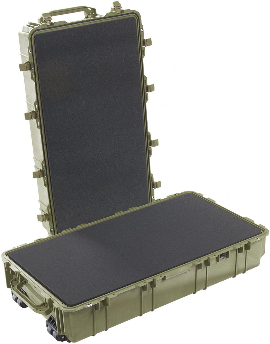 pelican 1780 green rifle case