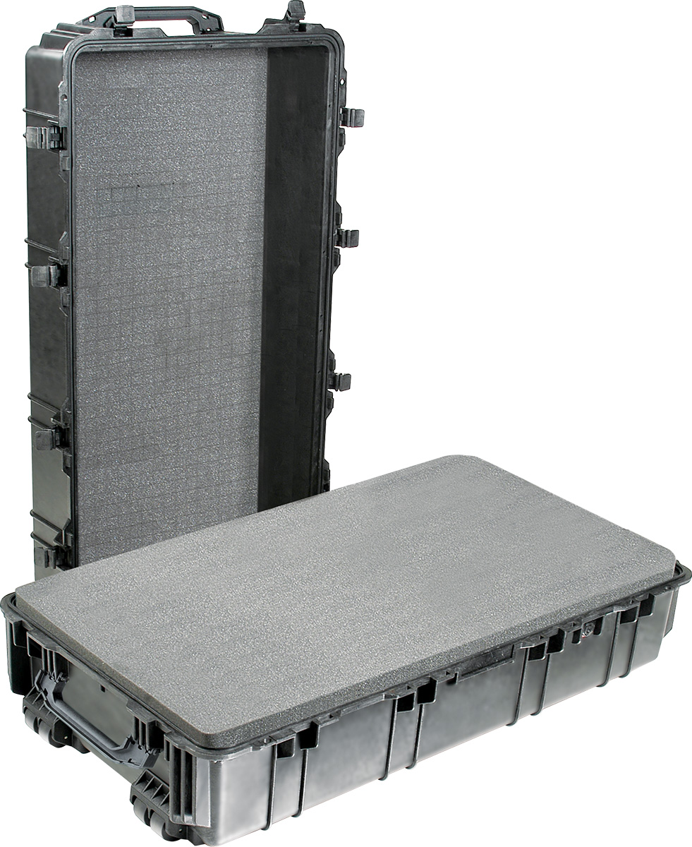 pelican 1780 transport hard case padded