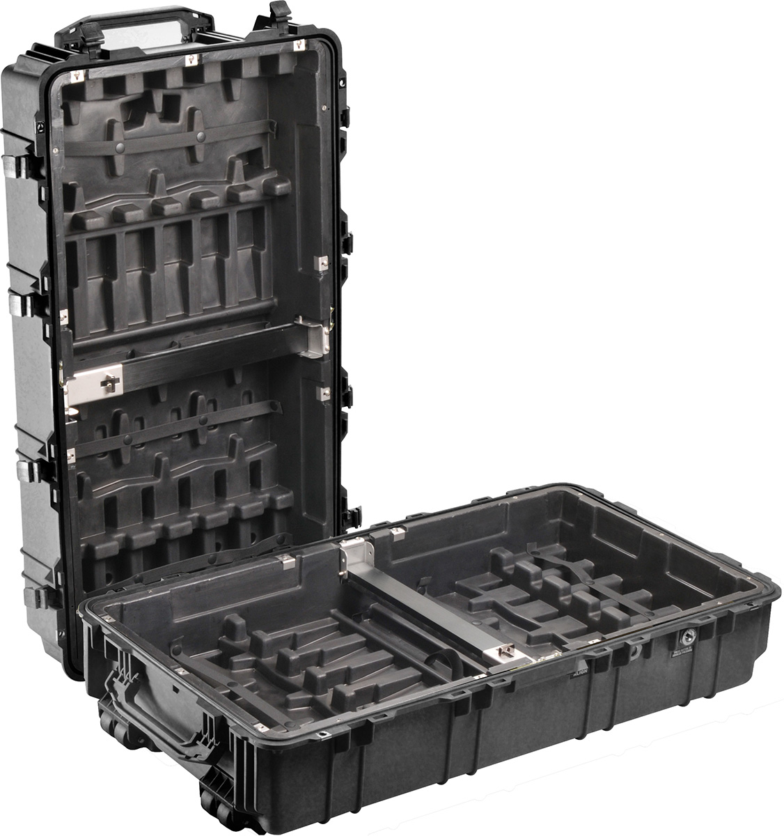 pelican 1780hl black protector rifle case