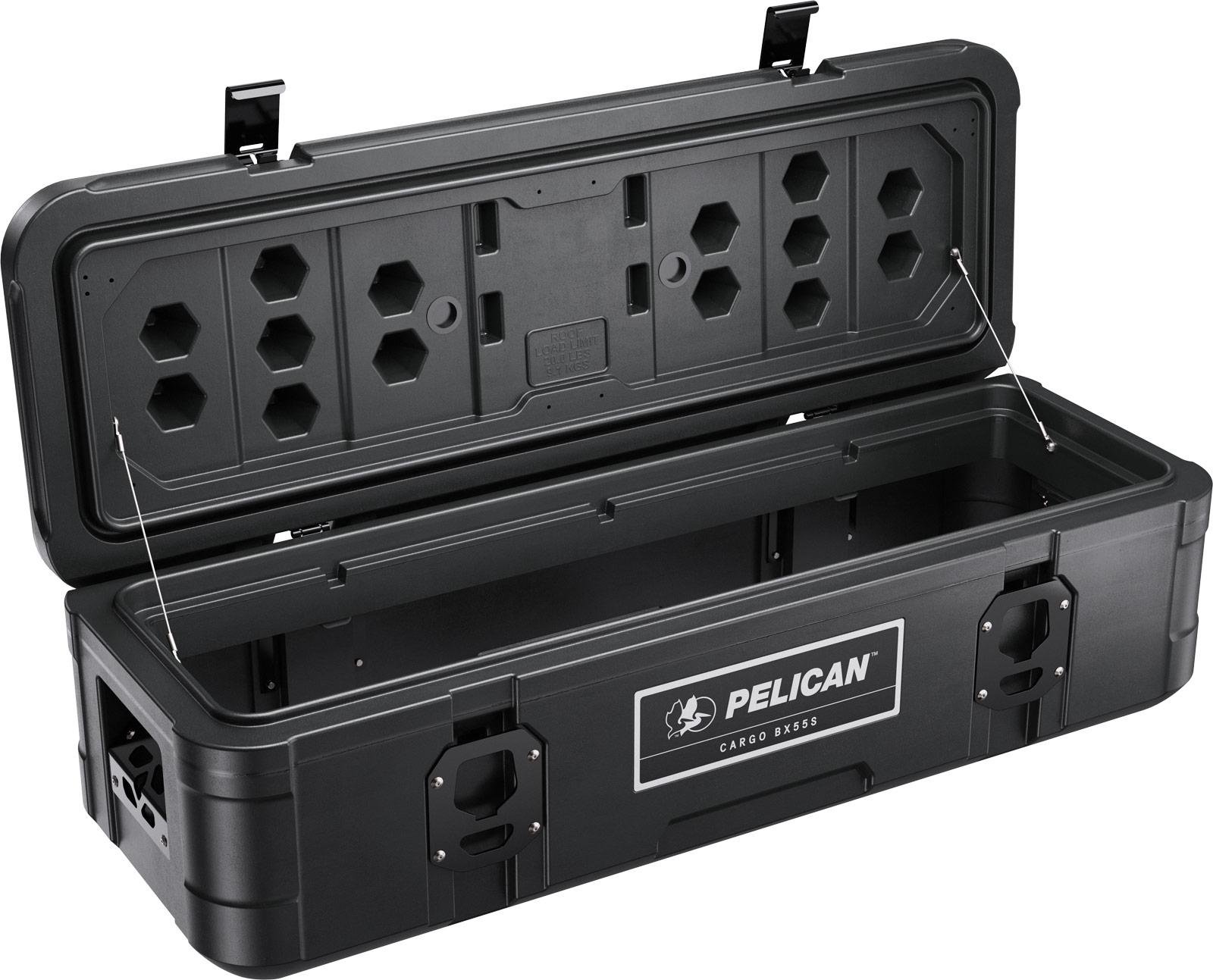 pelican cargo bx55s trunk bed case