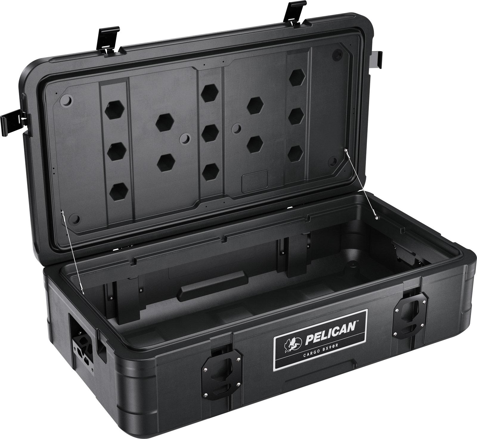 pelican cargo bx90r roof mount case
