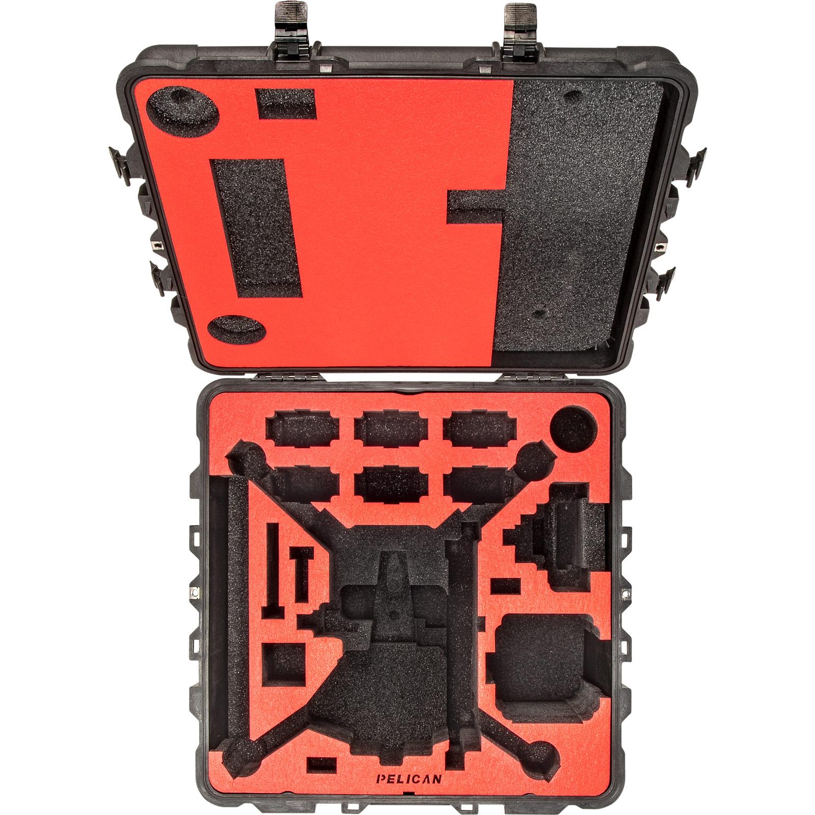 pelican matrice 200 hard drone case