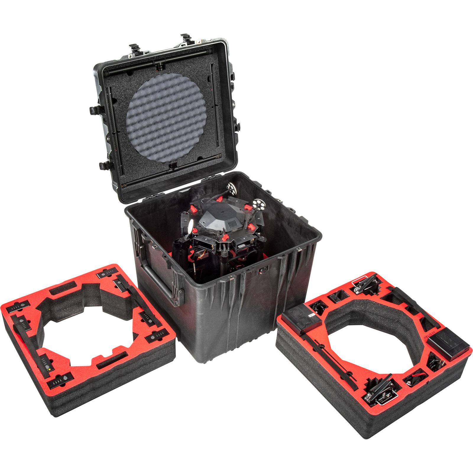 pelican dji matrice 600 drone accessory case