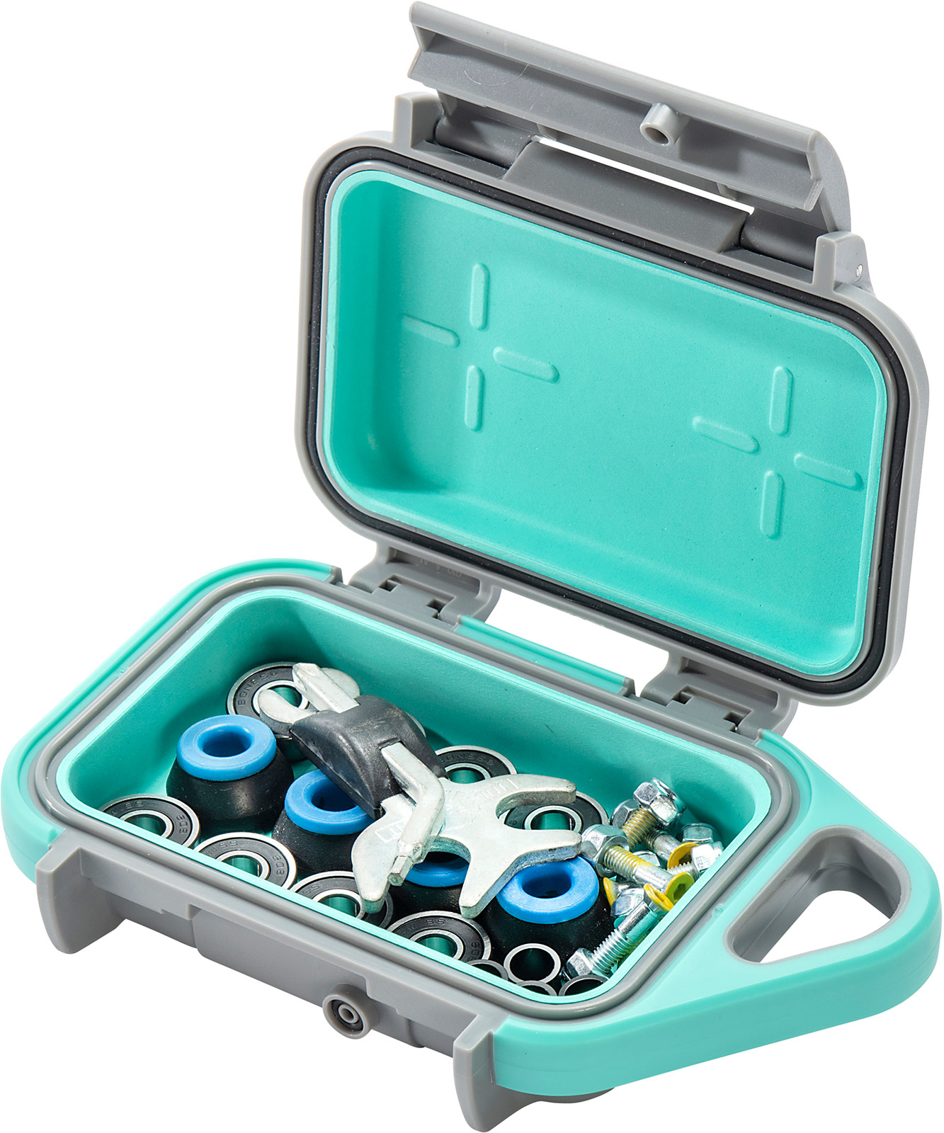 pelican g10 teal hardware screw go case