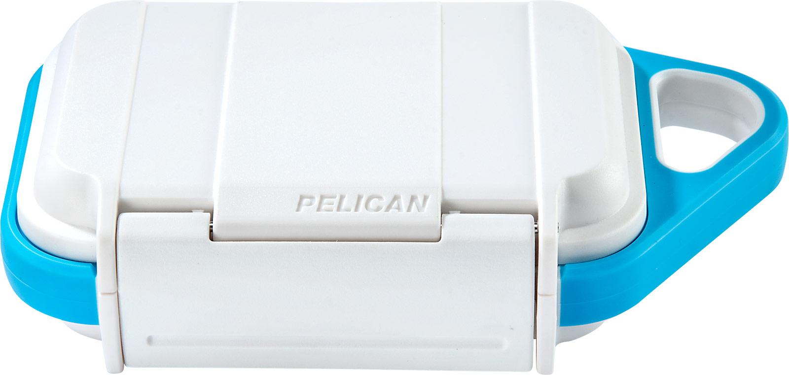 pelican g10 white protective small go case