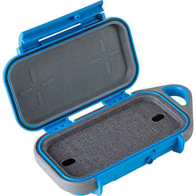 pelican g40 small utility go case blue