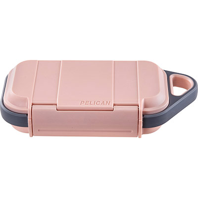 pelican g40 small pink utility go case g40
