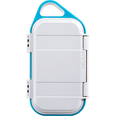 pelican g40 white micro utility go case g40