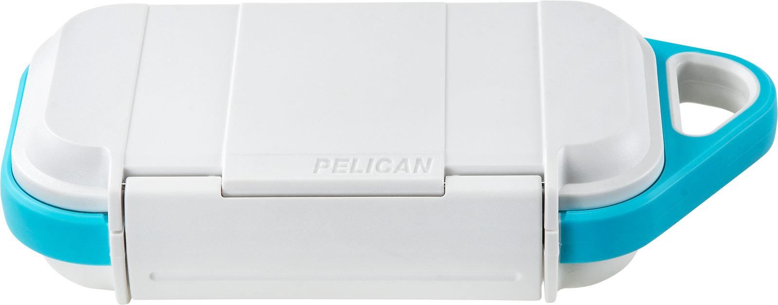 pelican g40 white protective small go case g40