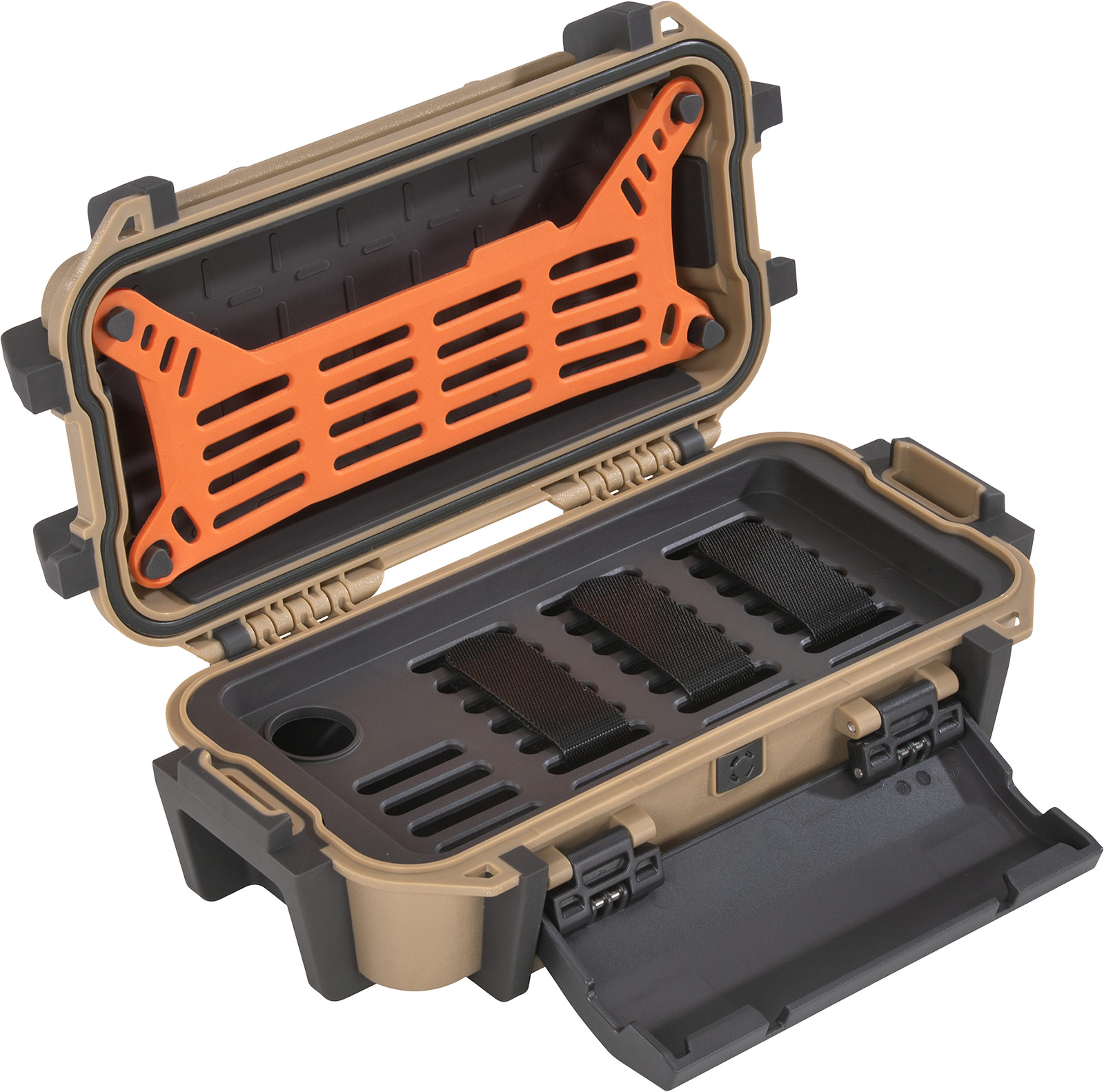 pelican r20 ruck tan crushproof case