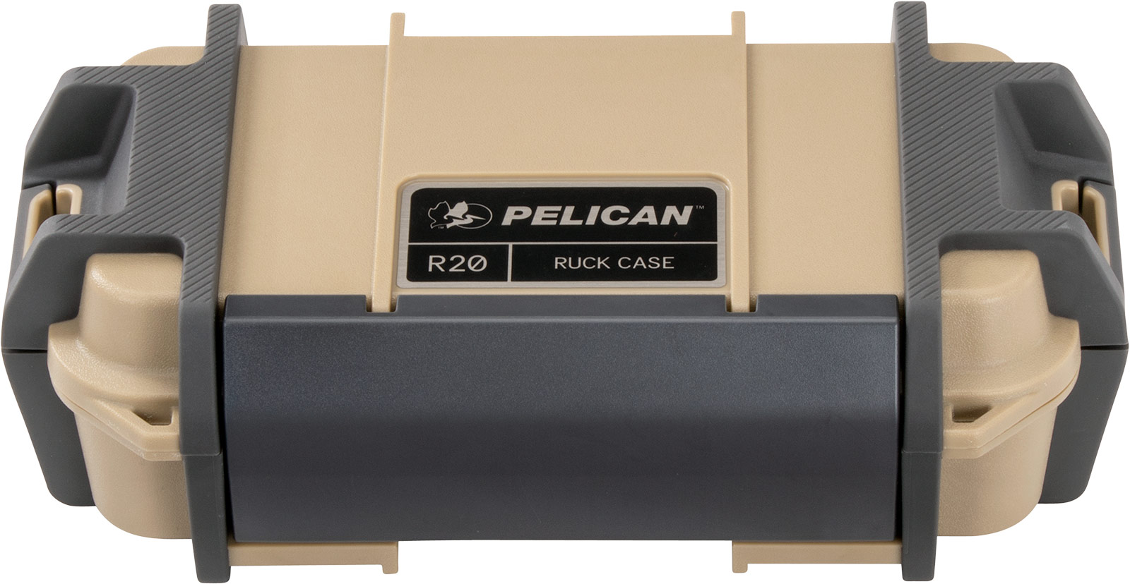 pelican r20 ruck tan electronic case