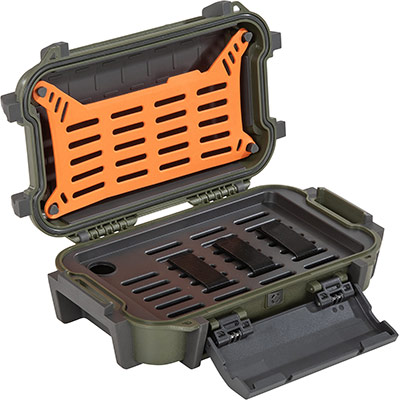 pelican r40 ruck green crushproof case