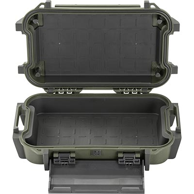pelican r40 ruck green watertight case