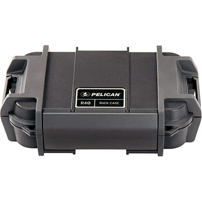 pelican r40 ruck ip68 black case