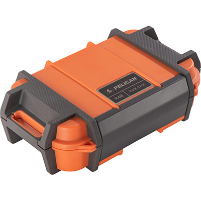 pelican r40 ruck orange protective case