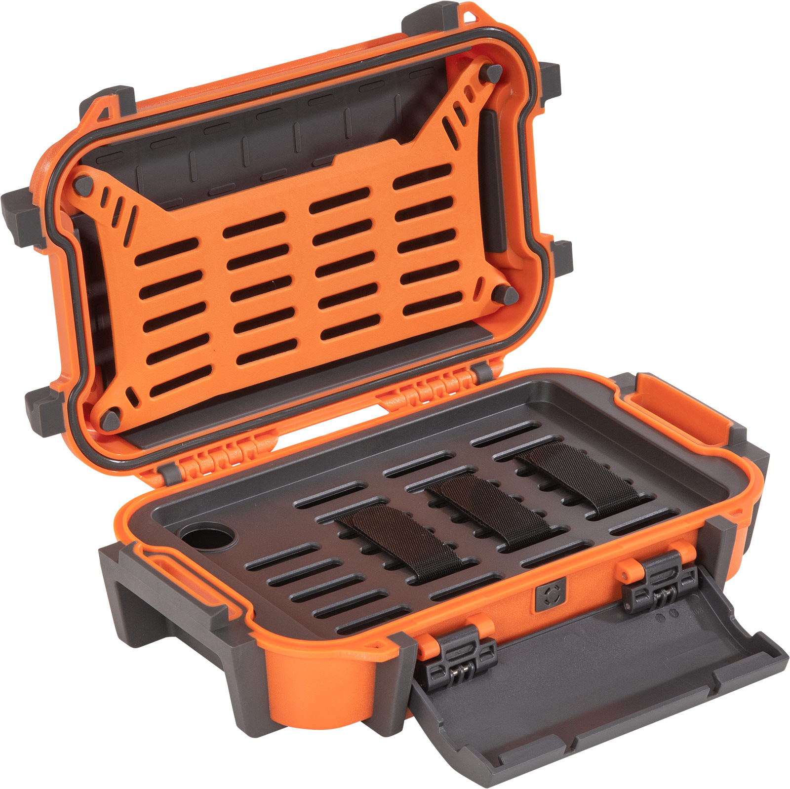 pelican r40 ruck orange tool case