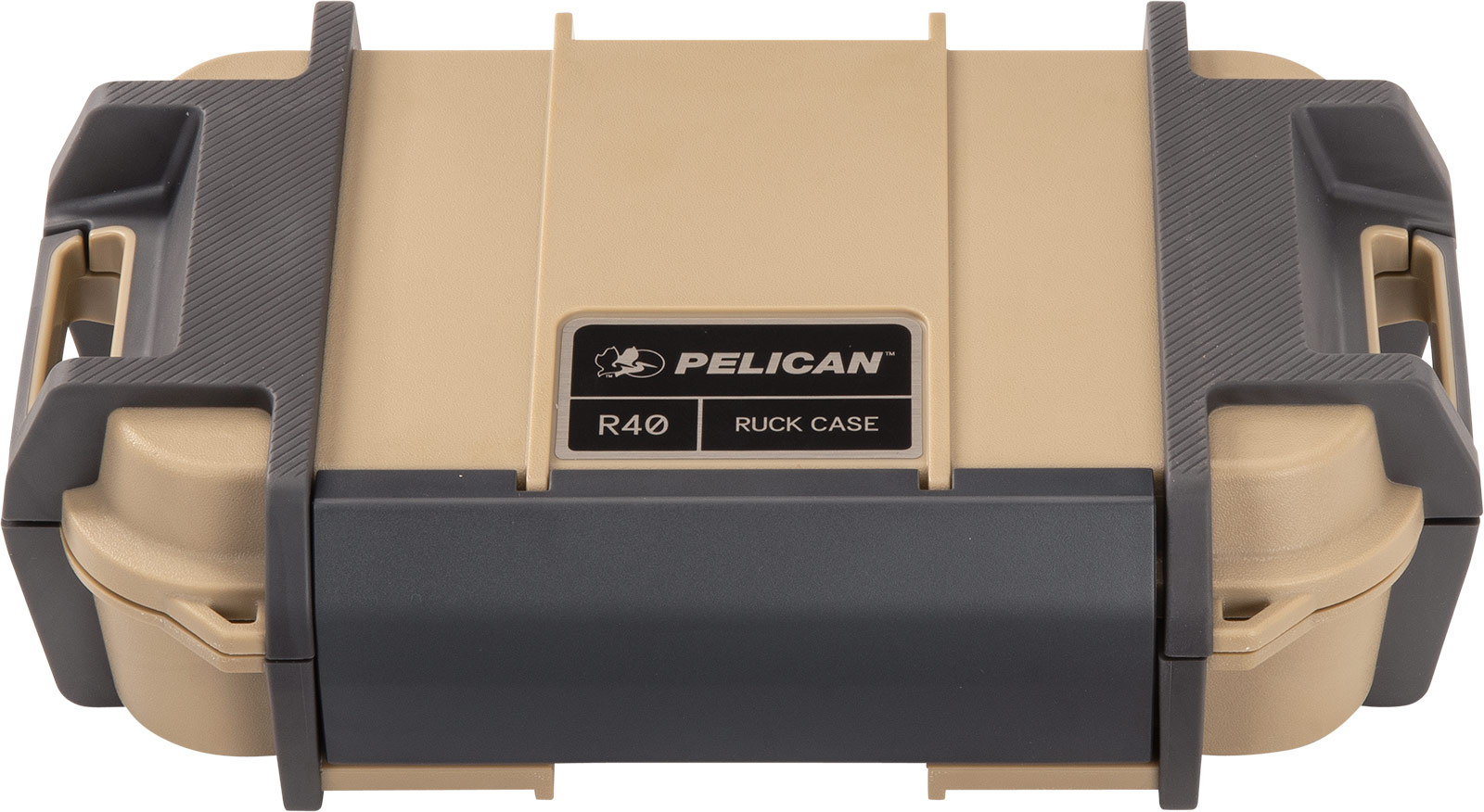pelican r40 ruck tan electronic case
