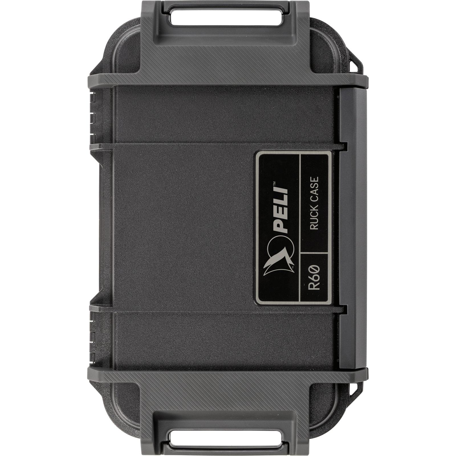 peli ruck r60 dustproof divider case
