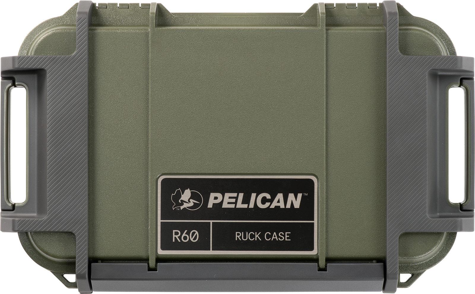 pelican ruck r60 dustproof case