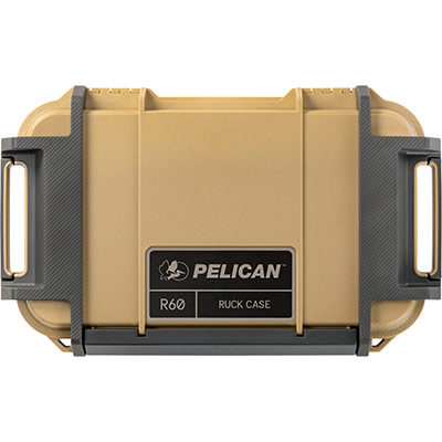 pelican ruck r60 ip68 ultimate personal case
