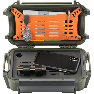 pelican ruck r60 phone travel case