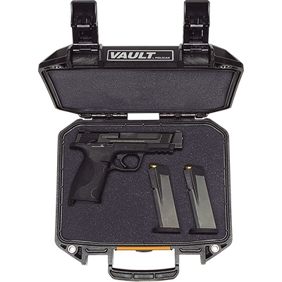 shopping pelican vault v100 buy gun pistol case