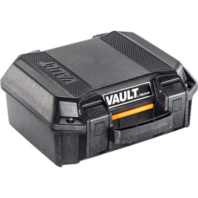 pelican vault v100 waterproof case