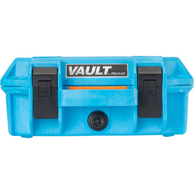 pelican blue vault case v100c hard cases