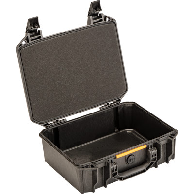 pelican v200 hard camera case empty