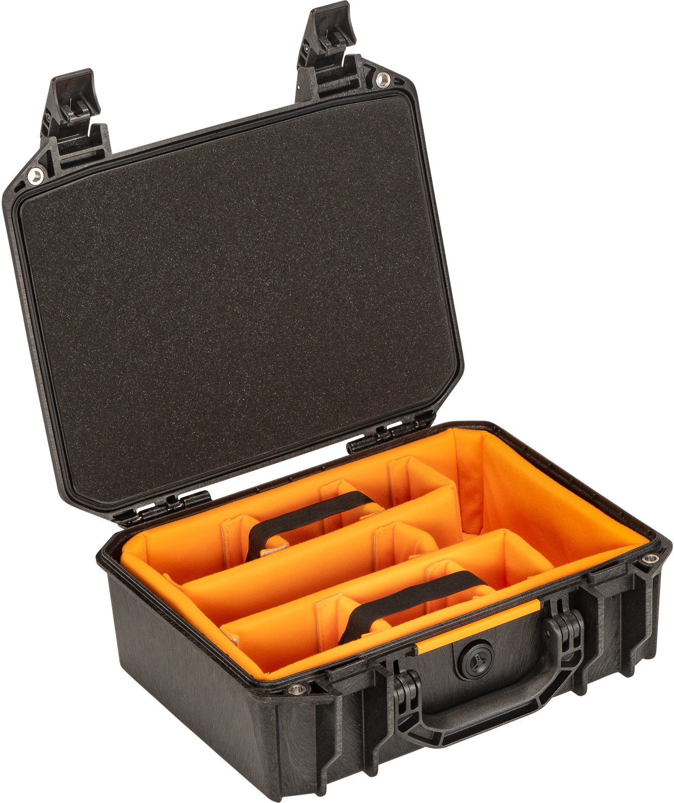 pelican vault v200 photo camera divider case