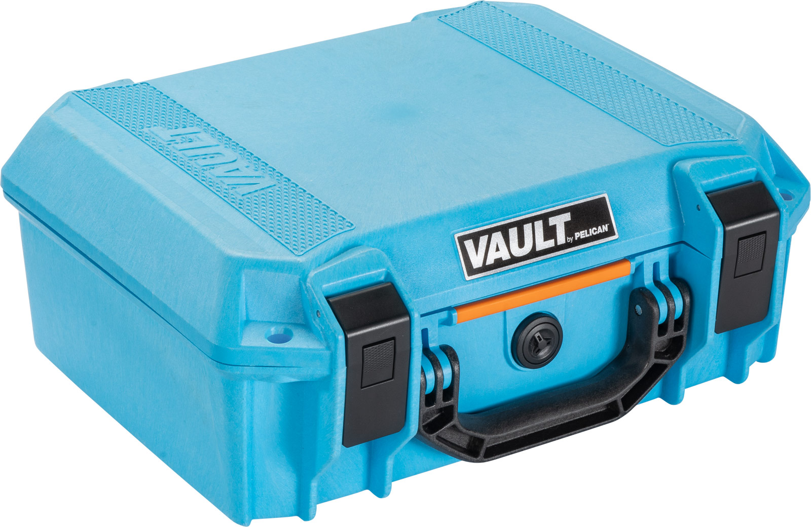 pelican v200c color vault case blue cases