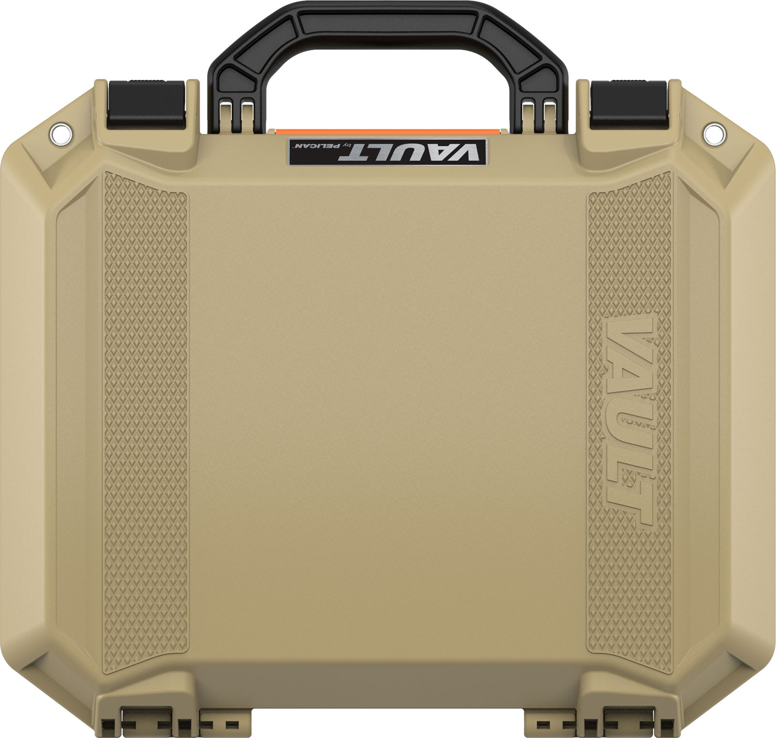 pelican vault cases v200c tan hard case