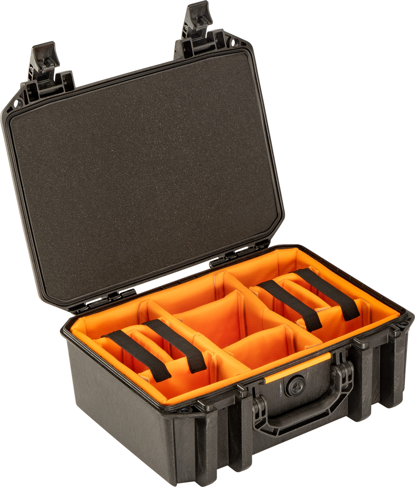 pelican vault v300 photo camera divider case