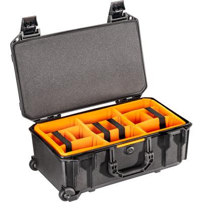 pelican vault v525 padded divider case