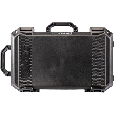 pelican vault v525 push pull black hard case