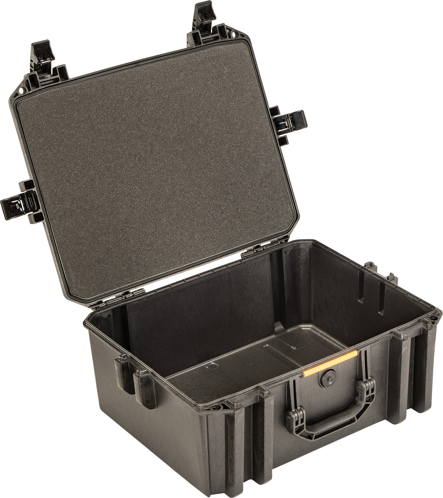 pelican v550 hard camera case empty