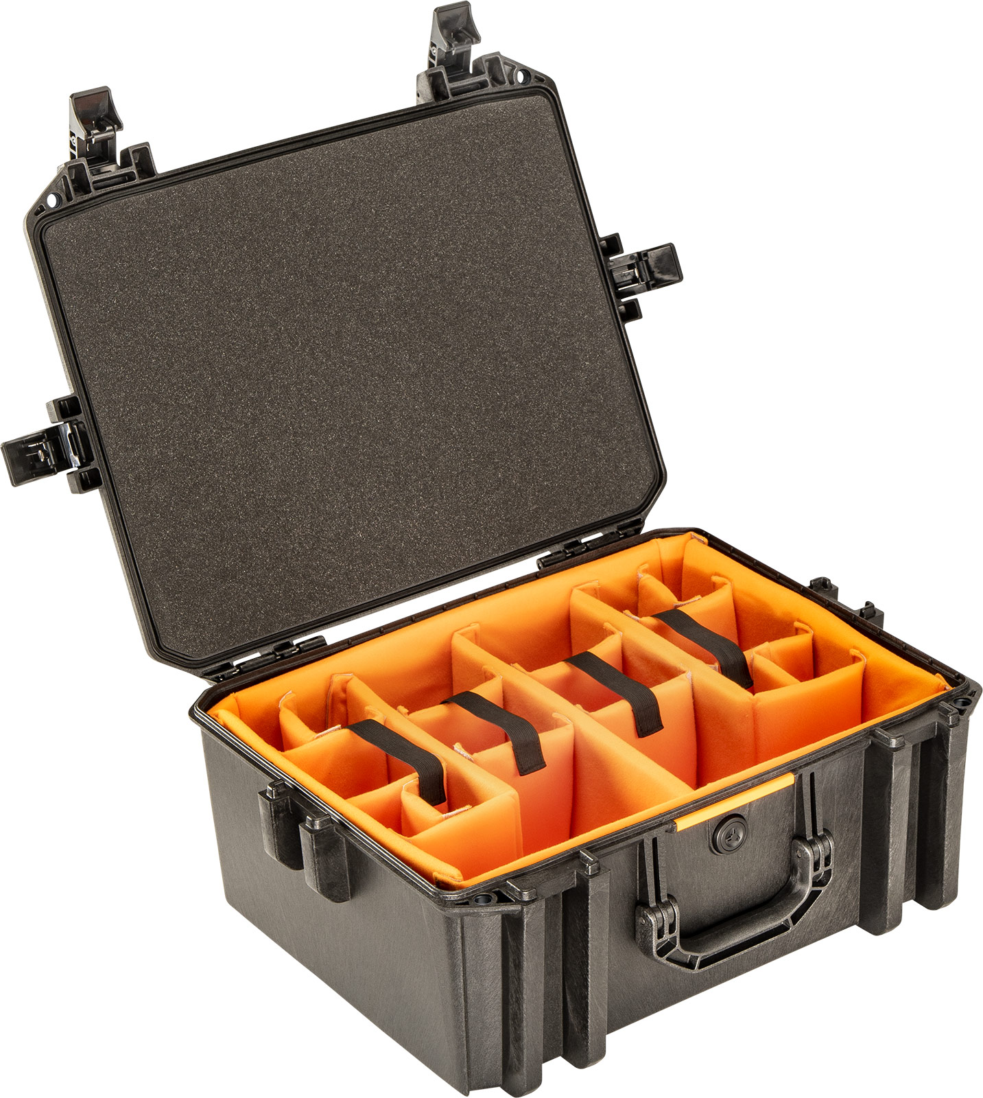 pelican vault v550 photo camera divider case