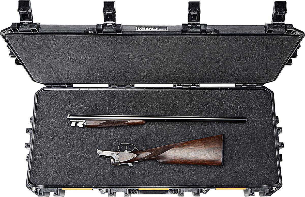 pelican vault cases takedown case rifle ar