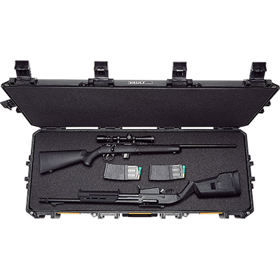 shopping pelican vault v730 buy double gun rifle cases