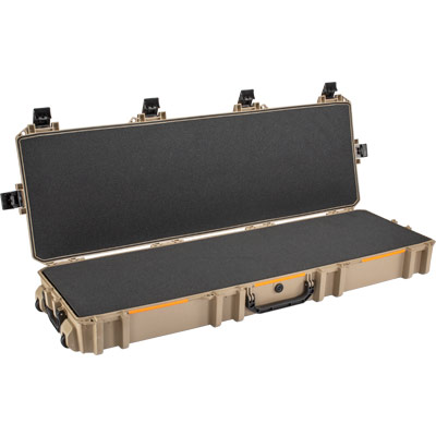 pelican vault v800 foam double rifle case