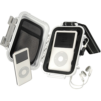 pelican i1010 apple ipod waterproof case