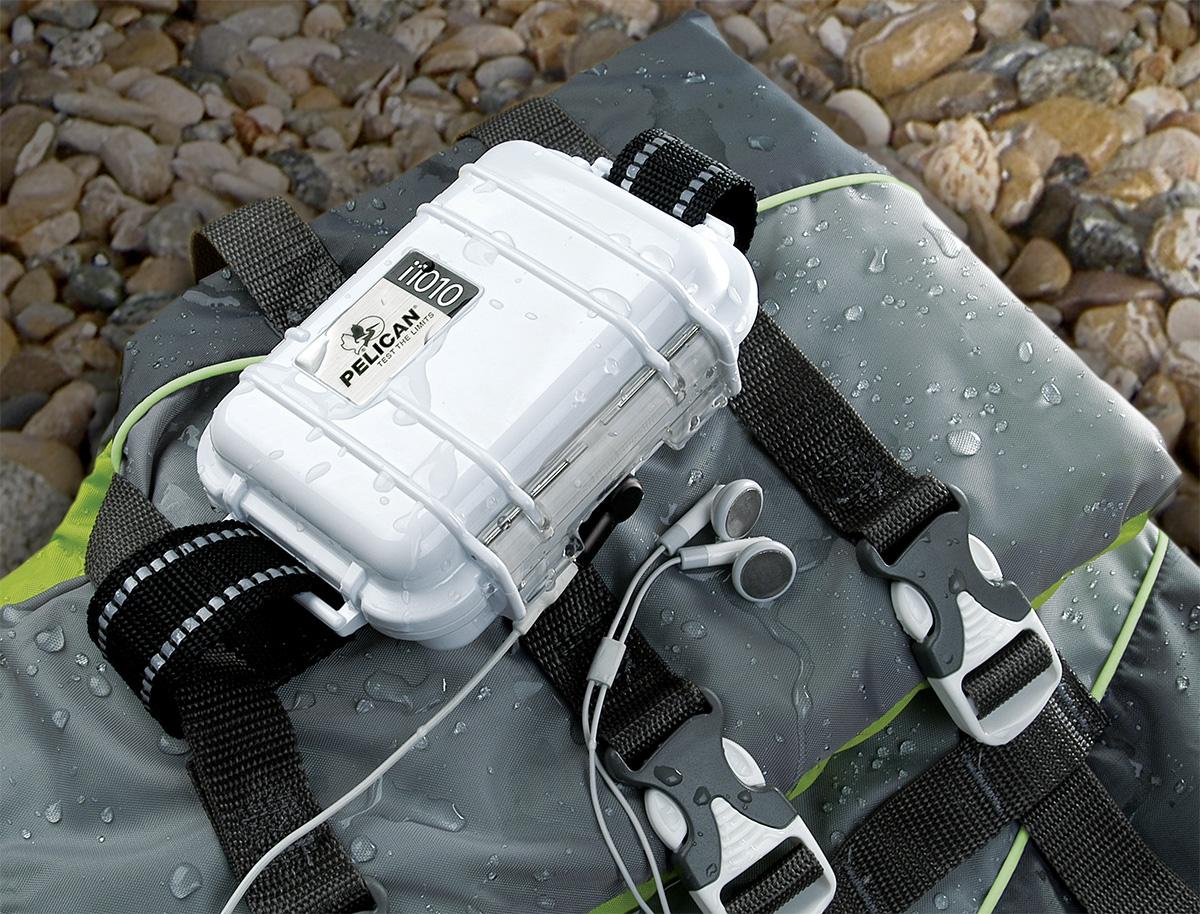 pelican i1010 ipod watertight boat case