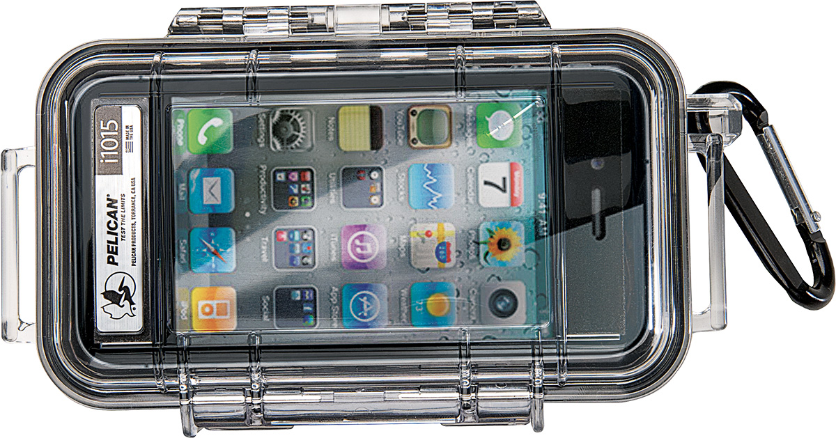 pelican i1015 crushproof iphone case